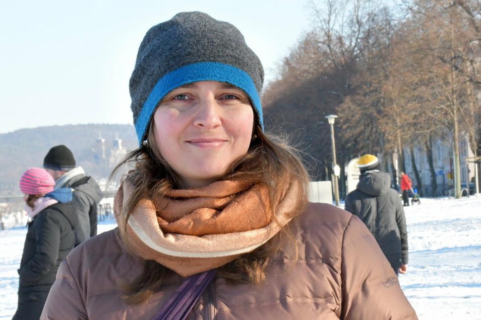 Anja Fischer ist Oberschullehrerin und selbst dreifache Mutter. Für viele Eltern sei die Verschnaufpause in der kommenden Woche wichtig, sagt sie.