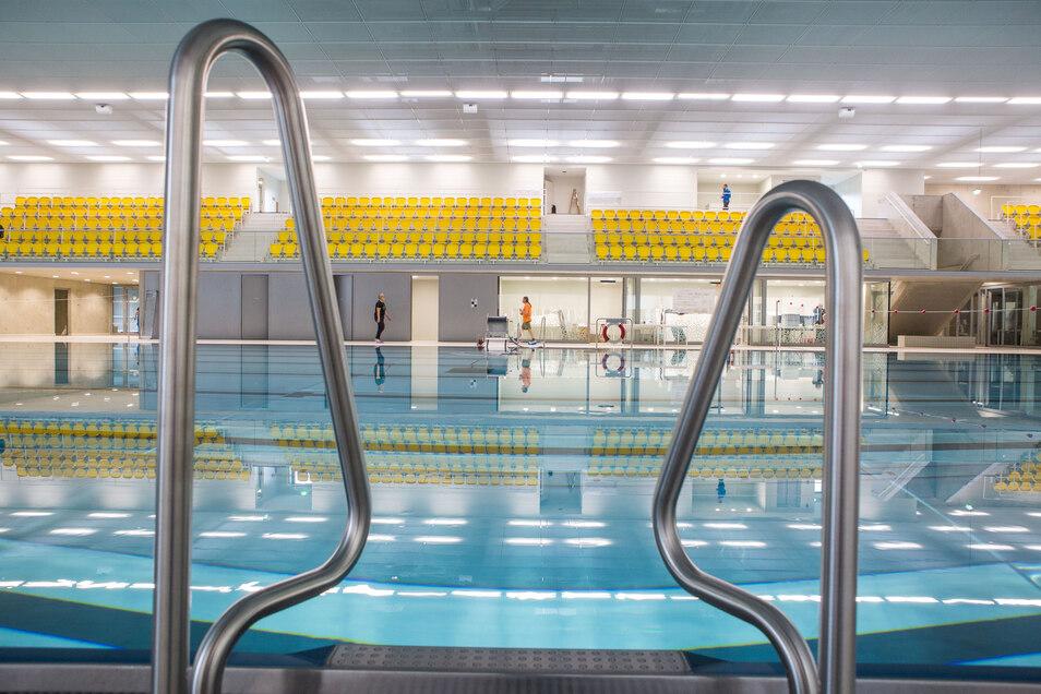 Zwischen dem Schwimmbad Klotzsche und dem Nordbad in der Neustadt könnte Dresdens Norden noch ein weiteres Hallenbad bekommen.