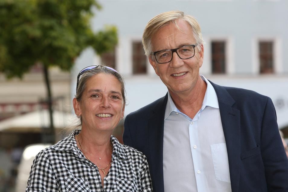 Auch die Unterstützung im Wahlkampf von Dietmar Bartsch, dem Chef der Bundestagsfraktion der Linken, half Verena Meiwald nichts.