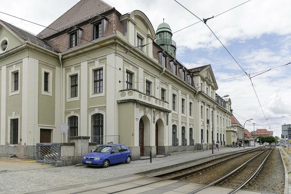 Die alte Bahnpost steht unter Denkmalschutz. Die Sanierung stellte das vor besondere Herausforderungen.