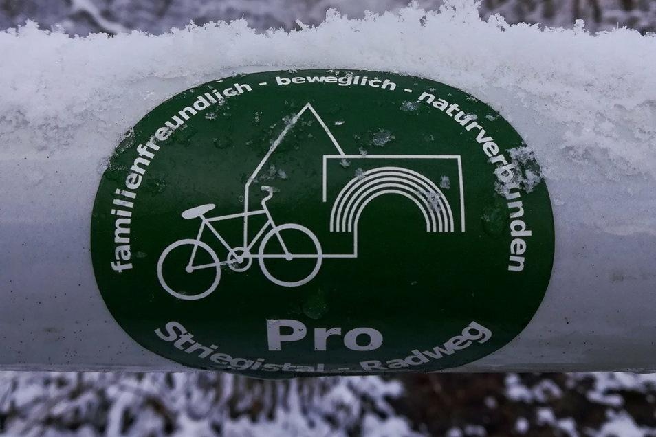 In Niederstriegis ist Schluss. Die Rede ist vom Striegistalradweg, von dem es bislang zwei, nur wenige Kilometer lange Abschnitte gibt: den Anfang und das Ende, von Roßwein her und von Hainichen.