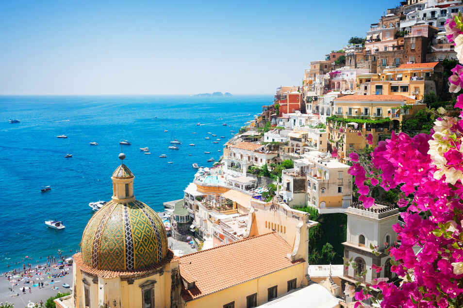 Positano resort Italy