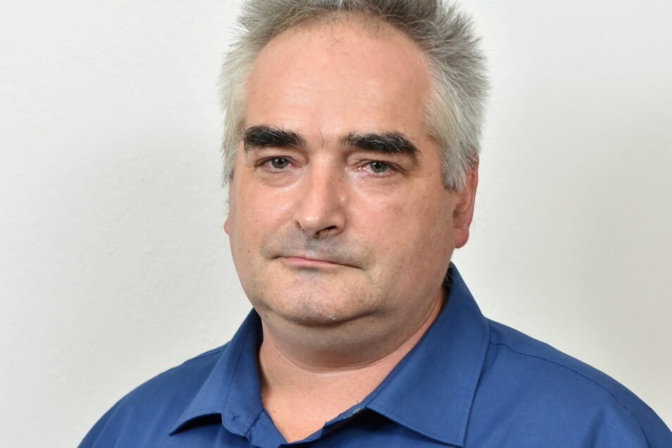 Seit 2014 ist der Glashütter Tilo Bretschneider in der Kommunalpolitik aktiv. Nun möchte das AfD-Mitglied Bürgermeister werden.