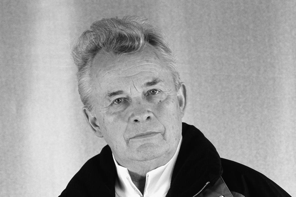 Walther Tröger lebte für den olympischen Geist. Er starb am Mittwoch im Alter von 91 Jahren.