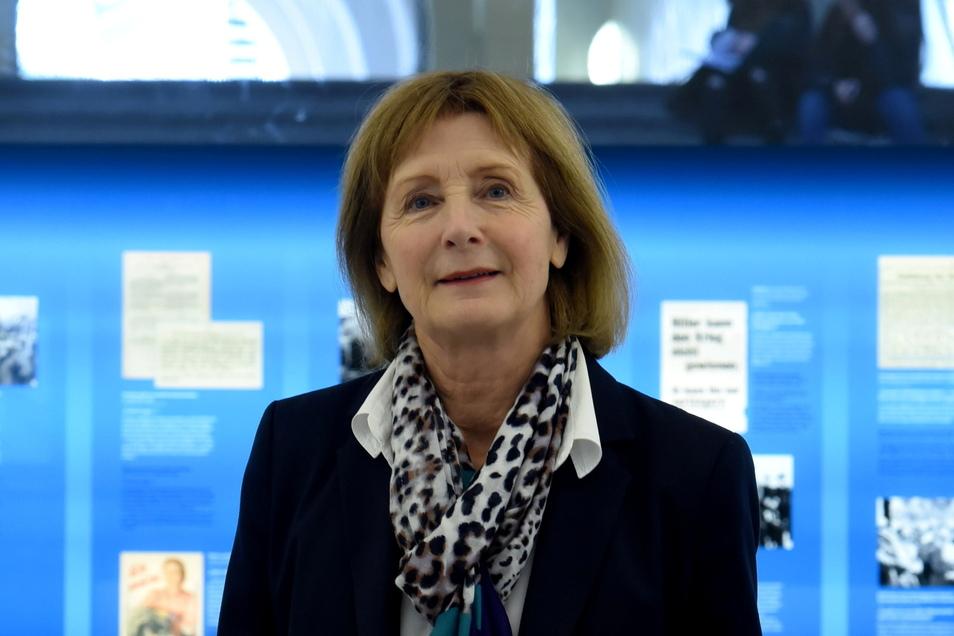 Hildegard Kronawitter ist Vorsitzende der Weiße-Rose-Stiftung.
