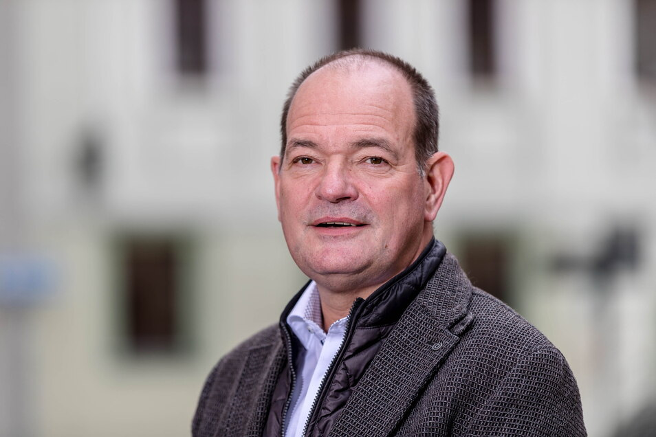 """Ralf Böhmer, Fraktionschef der Freien Wähler im Pirnaer Stadtrat: """"Wir müssen die Vereinsstrukturen dringend erhalten."""""""