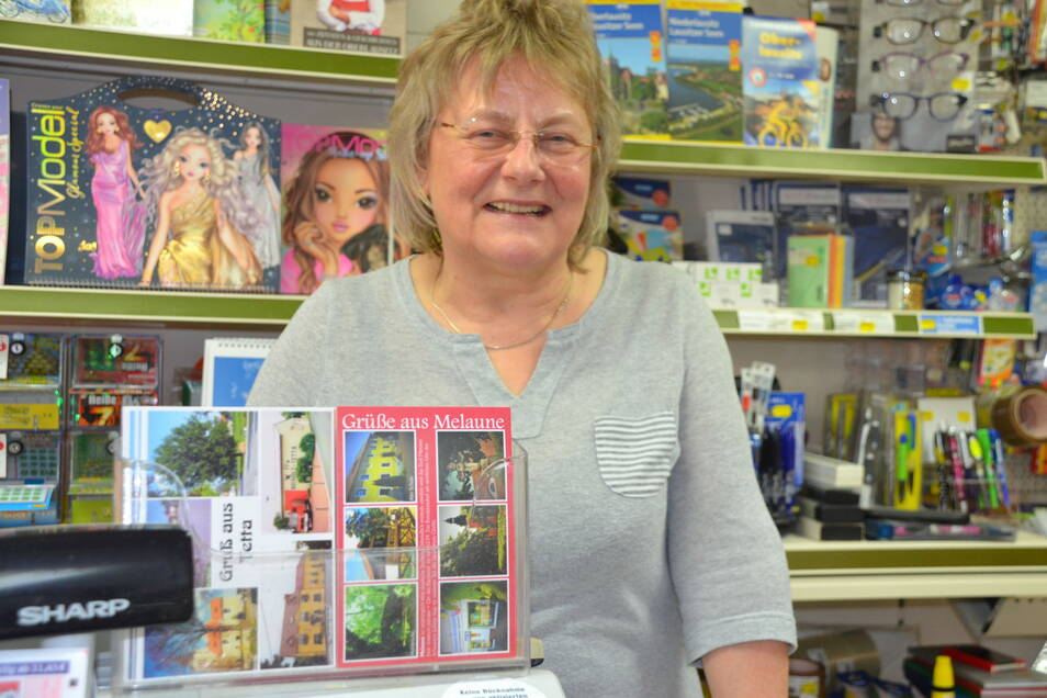 Ilona Richter sieht ihrem Ruhestand entspannt entgegen.