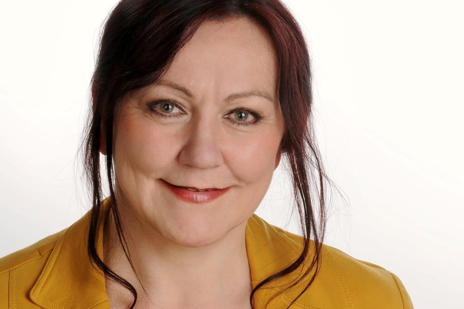 Anja Oehm hat erfolgreich für die Linkspartei für den Gemeinderat Rosenthal-Bielatal kandidiert, soll ihr Mandat aber nicht annehmen dürfen.