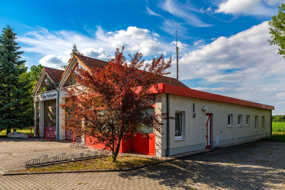 Ob am Gerätehaus der Freiwilligen Feuerwehr in Klein Partwitz über Fördergelder im Zusammenhang mit dem Strukturwandel investiert werden kann, wird derzeit gehofft.