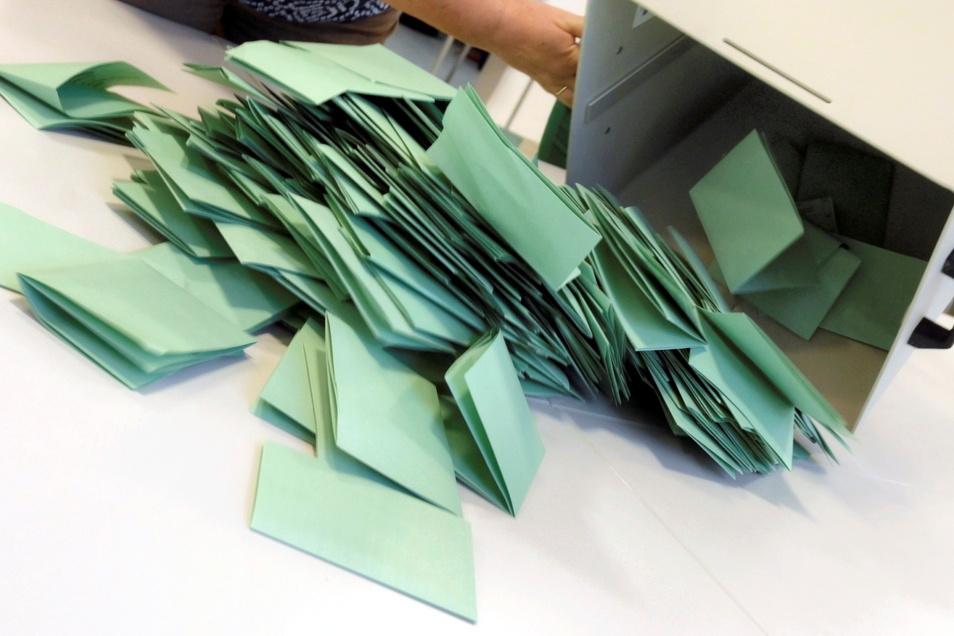 Am 26. September wird gewählt - wer verhindert ist, darf sein Kreuz per Briefwahl schon früher machen.