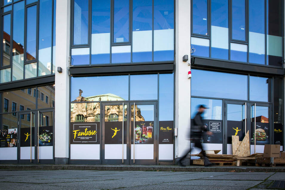 Das Restaurant Peter Pane eröffnet im Lebendigen Haus auf der Kleine Brüdergasse.