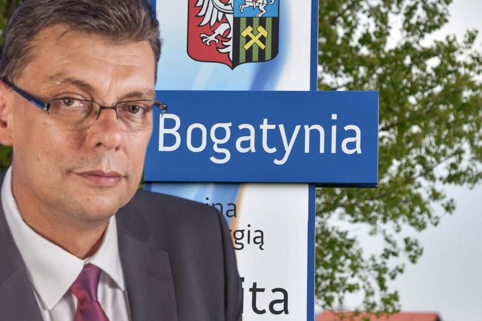Andrzej Grzmielewicz ist Ex-Bürgermeister und saß fast ein Jahr in Untersuchungshaft.