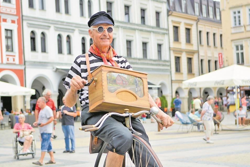 Mitte August soll in Liberec das traditionelle Drehorgel-Festival auf dem Marktplatz stattfinden. Es ist ein Besuchermagnet.