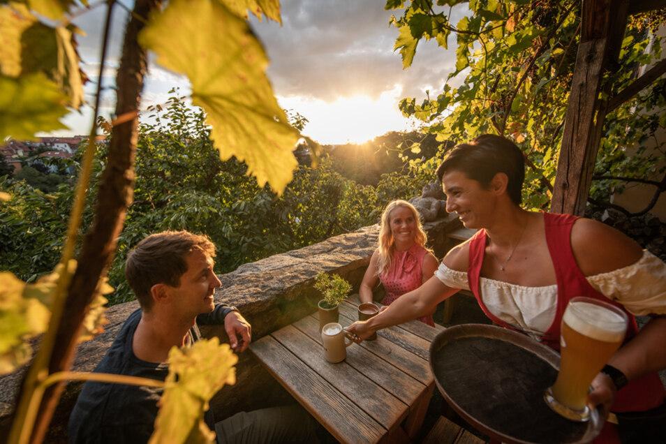In Bautzen lassen sich mittelalterliches Ambiente, regionale Kulinarik und sorbische Gastlichkeit genießen.