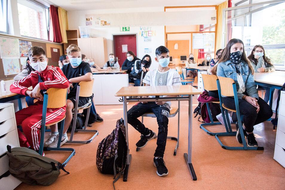 In der Schule gibt es nach einer Studie zu wenig sexuelle Bildung.
