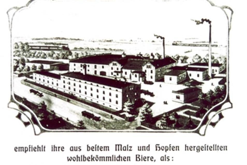 Wie alles begann Im Jahr 1836 wurde zuerst in der Stadt am Topfmarkt die Riebeck-Brauerei errichtet. Sie wurde rund 100 Jahre später mit den Häusern des Topfmarktes abgebrochen für einen Molkerei-Neubau. 1864 wurde in Zschieschen die Bergbrauerei von Braumeister Heinrich Richter aus der Stadtbrauerei erbaut. 1909 bis 1936 war Emil Berndt Inhaber, dann kam Heinrich Berndt. In Spitzenzeiten bestand der Fuhrpark des Zschieschener Brauhauses aus 14 Pferden, deren Tagestouren bis nach Elsterwerda reichten. Die Bergbrauerei entwickelte sich zu einer bekannten Firma. Das Wasser wurde aus eigenen Brunnen gefördert und bildete die Grundlage auch für Limonaden und Selters.