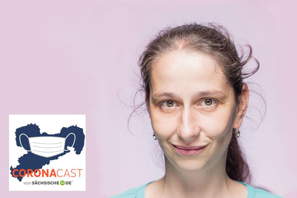 Zu Gast im CoronaCast: Semperoper-Dramaturgin Juliane Schunke