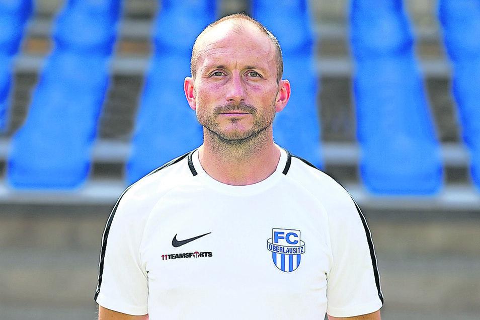 Stefan Fröhlich (41), Trainer