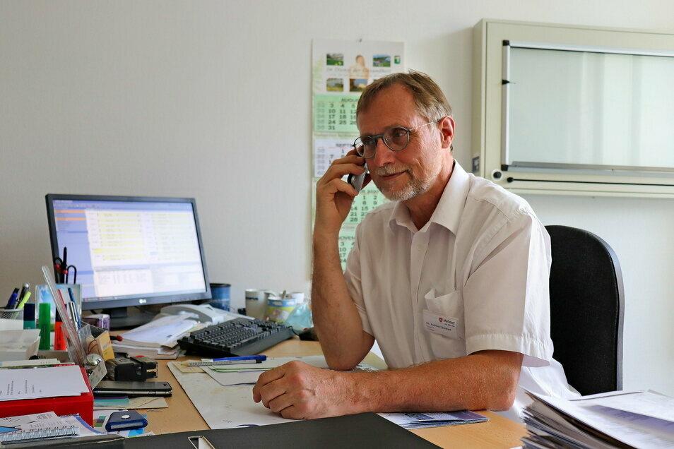 Andreas Lammert, der Ärztliche Leiter des Malteser Krankenhauses St. Carolus in Görlitz.