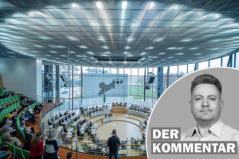 Statt Geldgier treibt Sachsens Landtagsabgeordnete oft etwas ganz anderes an, meint SZ-Politikredakteur Gunnar Saft.