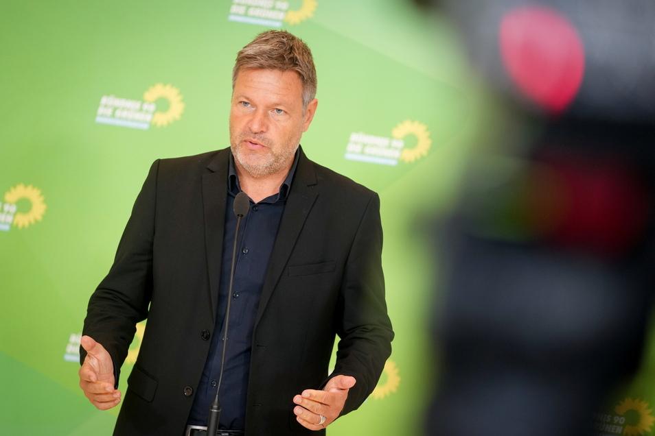 Grünen-Chef Robert Habeck.