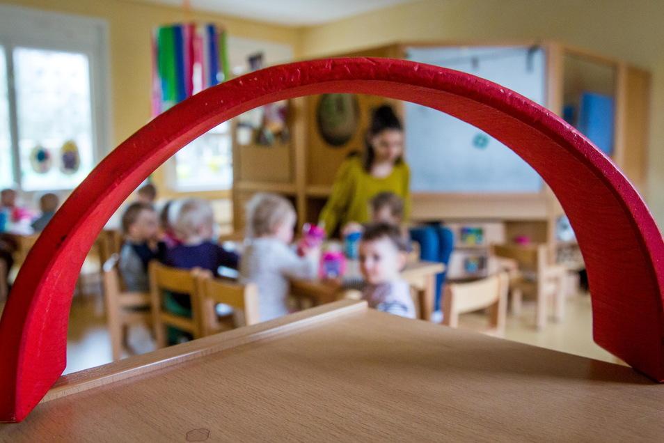 Elternbeiträge, die in der Schließzeit in Dresden gezahlt wurden, bekommen Eltern nun zurück.