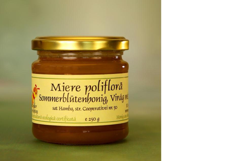 Bio-Sommerblüten-Honig 250 g