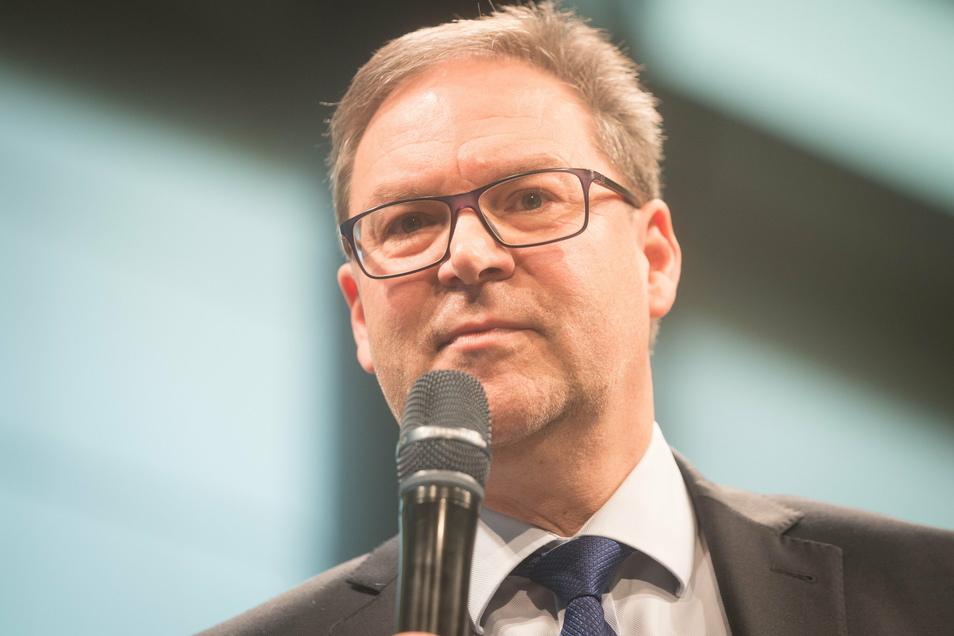 Gilt als Favorit für den Chefposten des NOFV: Hermann Winkler.