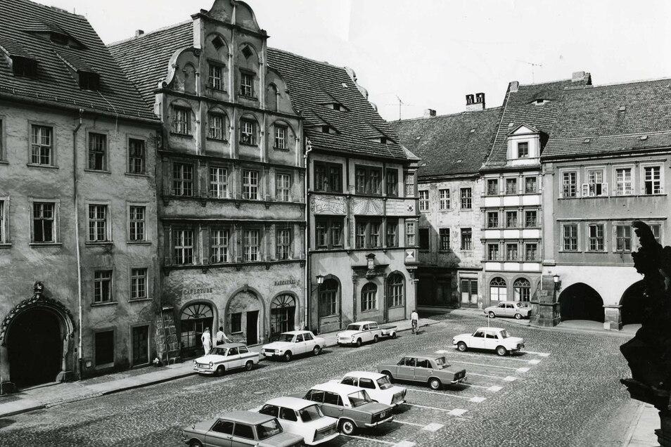 Untermarkt im Juni 1978.