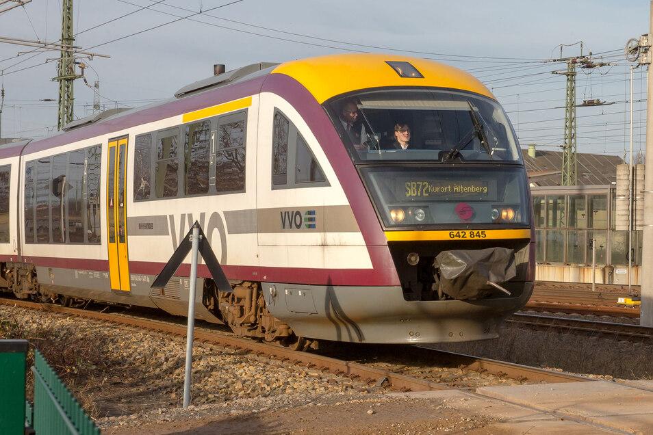 Die Zukunft der Städtebahn-Mitarbeiter ist noch offen.