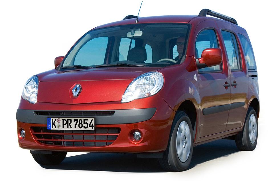 Zehn oder elf Jahre alte Kangoos von Renault waren bei der HU extrem auffällig. Ihre Mängelquote betrug 37,5 Prozent. Besonders oft marode waren Lichtanlage, Lenkung und Bremsen.
