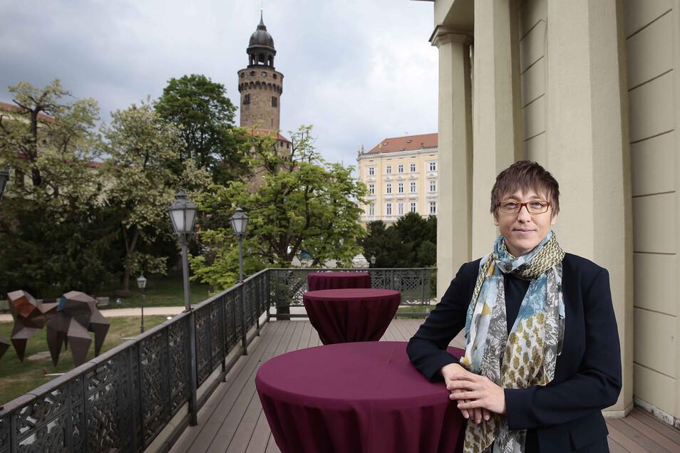 Die neue Generalmusikdirektorin am Theater Görlitz-Zittau, Ewa Strusinska, erweist sich als Glücksfall.