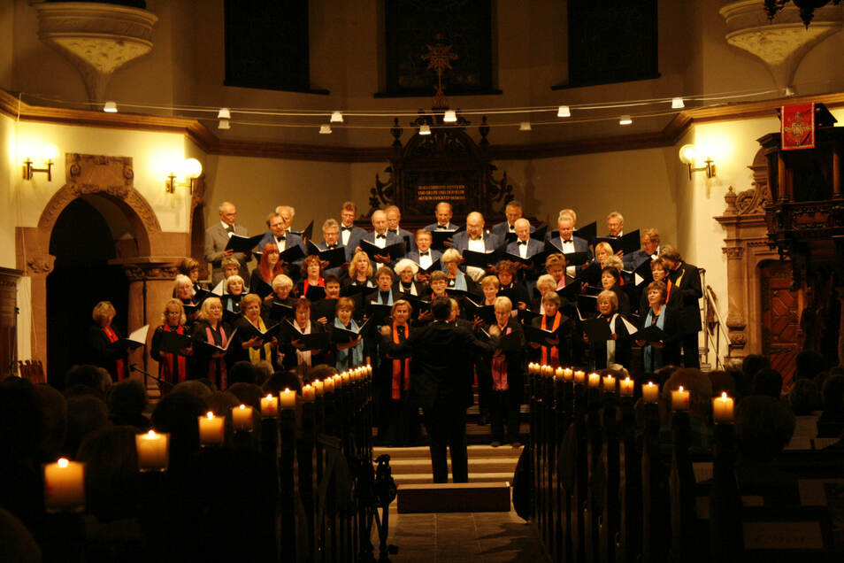 68 aktive Sängerinnen und Sänger gehören aktuell zum Chor. Neue Mitglieder sind jederzeit willkommen.