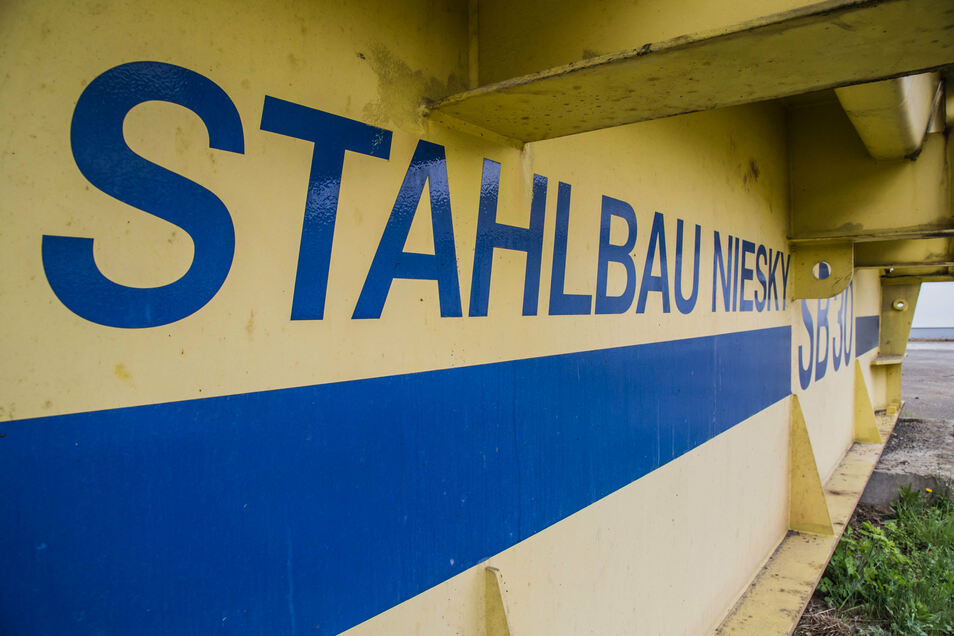 Gibt es Hoffnung auf neue Jobs für die Stahlbauer in Niesky? Es sieht so aus.