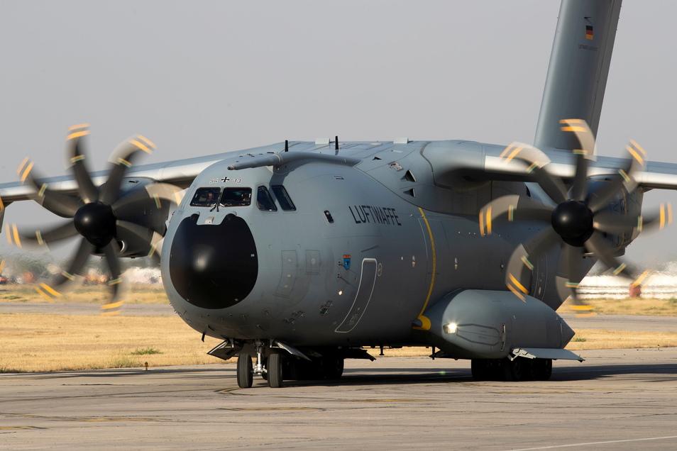 Tausende Afghanen hatte die Bundeswehr im August aus Kabul ausgeflogen. Einige wenige kommen in Dresden unter.