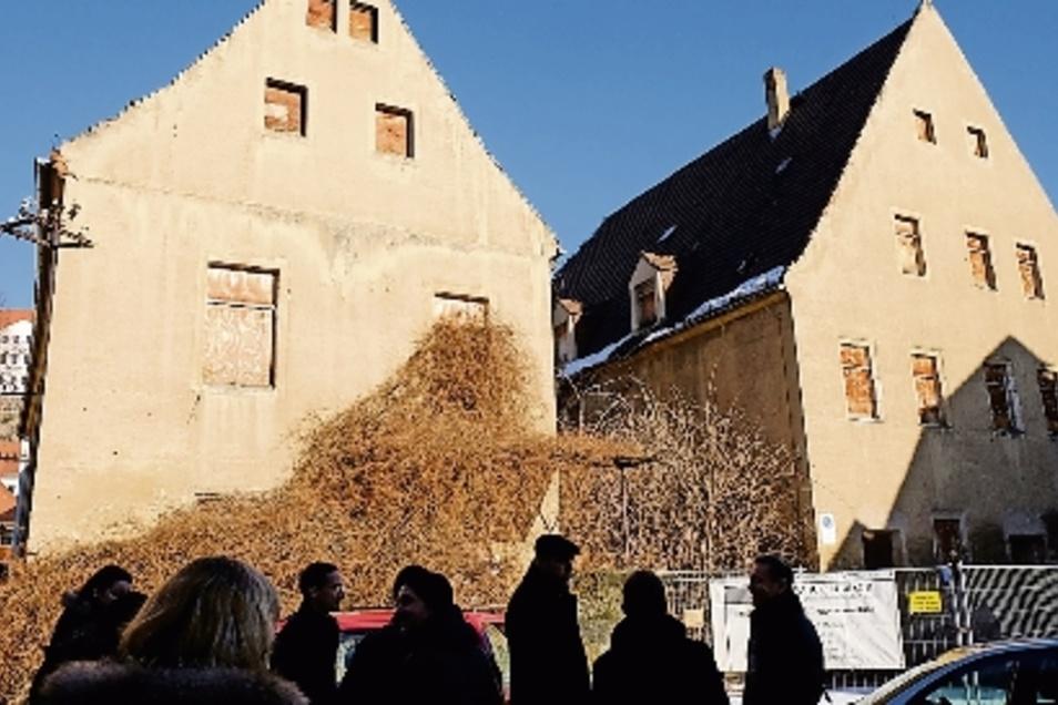 An der Lorenzgasse 5 befindet sich ein Geschäftshaus aus dem 16. Jahrhundert – geschützte Bausubstanz bleibt erhalten.