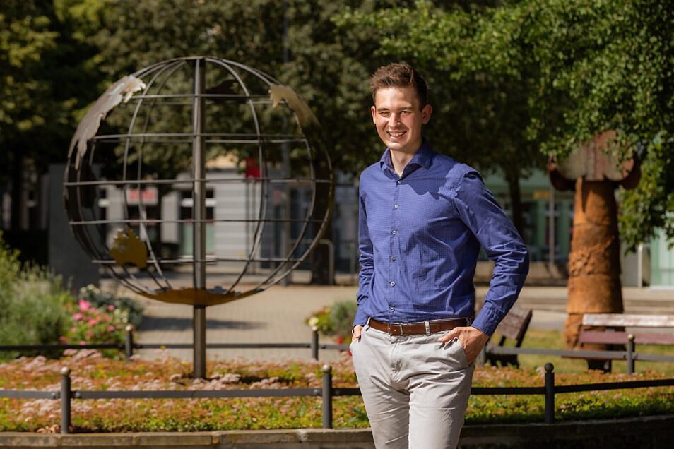 Jakob Handrick ist sowohl in der ganzen Welt unterwegs, als auch in seiner Heimatregion zwischen Spremberg und Hoyerswerda verankert und aktiv.