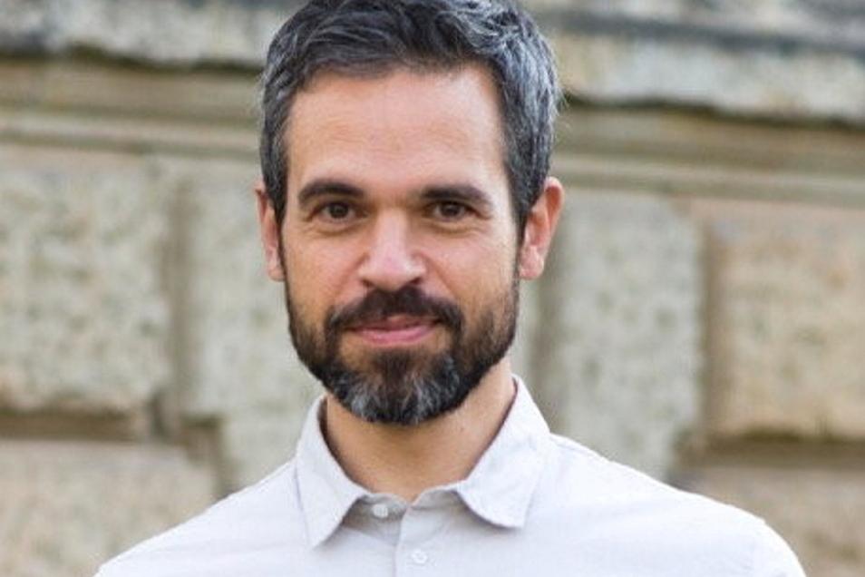 Prorektor Prof. Dr. Benjamin Meyer-Krahmer