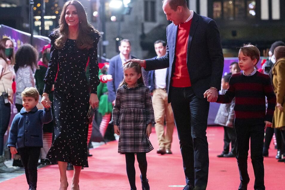 Prinzessin Charlotte feiert am 2. Mai ihren sechsten Geburtstag.