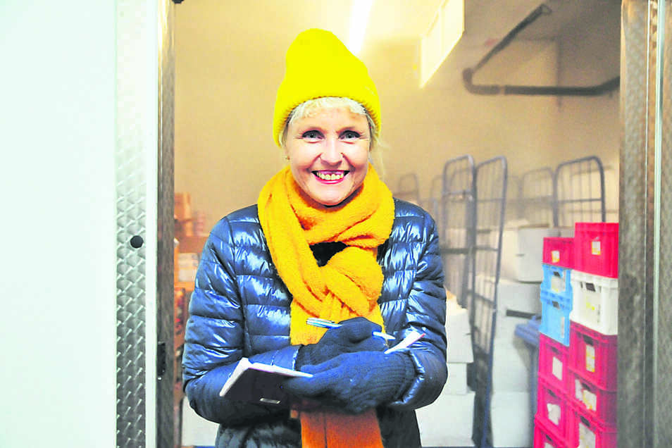 SZ-Redakteurin Catharina Karlshaus