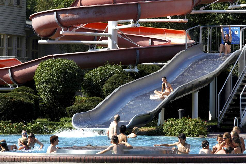 Die Eröffnung des Silberteichbades in Seifhennersdorf ist abhängig vom benachbarten Querxenland.