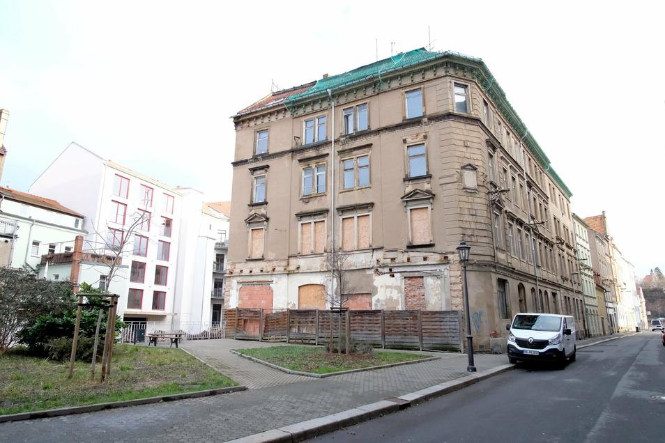 Hier steht bald ein Kran. In der Fährmannstraße beginnen in diesem Jahr umfangreiche Bauarbeiten.