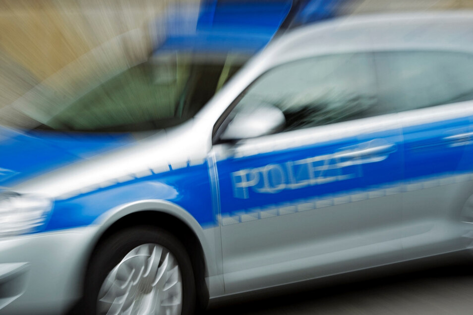 Die Polizei musste zu einem Spielplatz in Bautzen ausrücken.