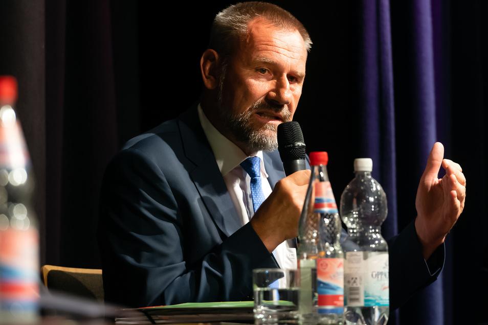 Gewinnt das Direktmandat im Wahlkreis Bautzen 5: Marko Schiemann (CDU)