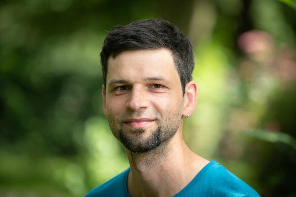 In dem Psychologen Remo Kamm vom Sonnenstrahl e. V. hat Dorit Fritsche einen hilfreichen Begleiter gefunden. Seine Arbeit und die seiner Kollegen soll nun ein Benefizkonzert unterstützen.