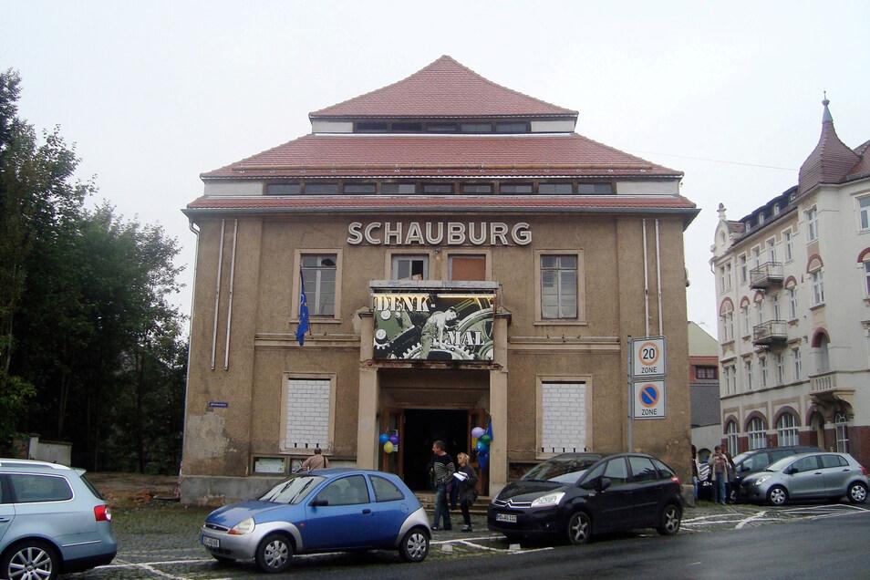 Die Schauburg in Zittau ist erstmals Spielstätte beim Neiße Filmfestival.