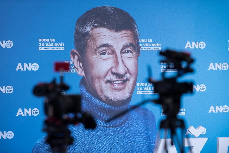 Die ANO-Bewegung um Andrej Babiš will offenbar in die Opposition gehen.