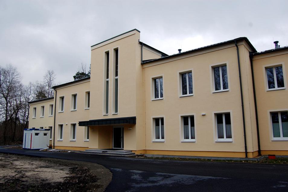 14 Appartements mit Wohnflächen zwischen 33 und 134 Quadratmetern Größe sind im einstigen Kulturhaus entstanden und werden in Kürze bezogen.