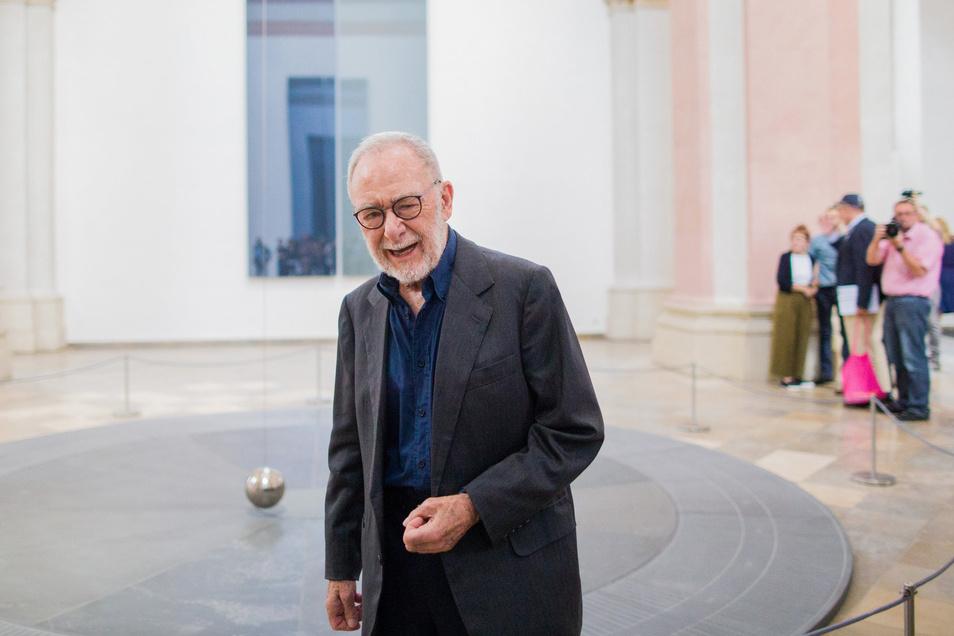 Fahndung: Gerhard-Richter-Kunstwerk auf Weg in Wiener Galerie verschwunden