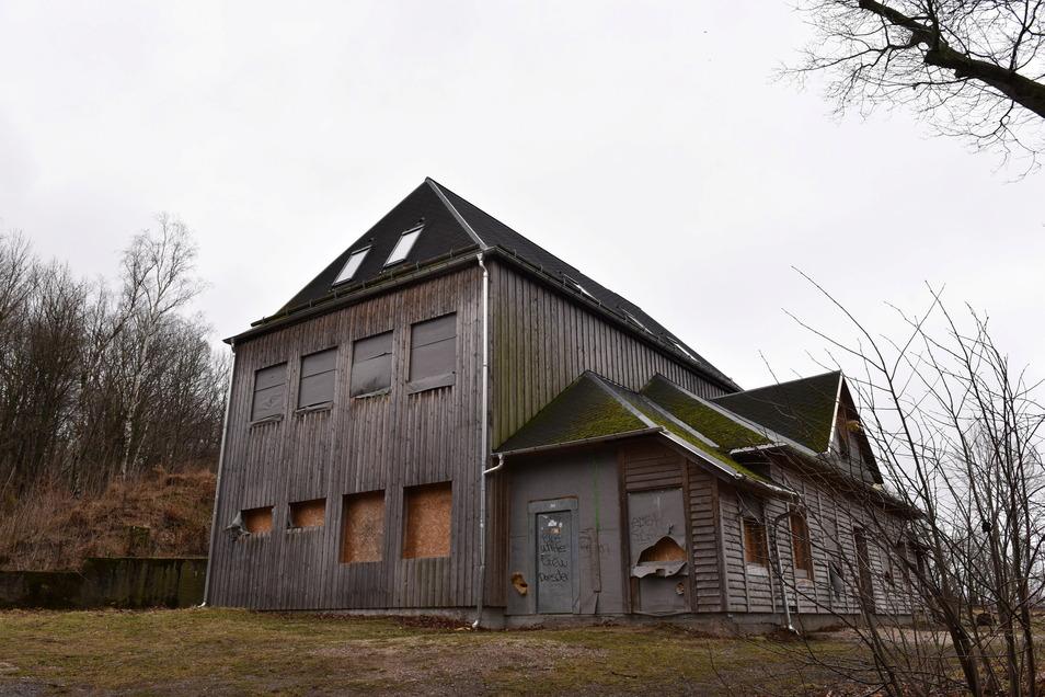 Dieser Anblick der Wilisch-Baude dürfte vielen Wanderern bekannt sein.